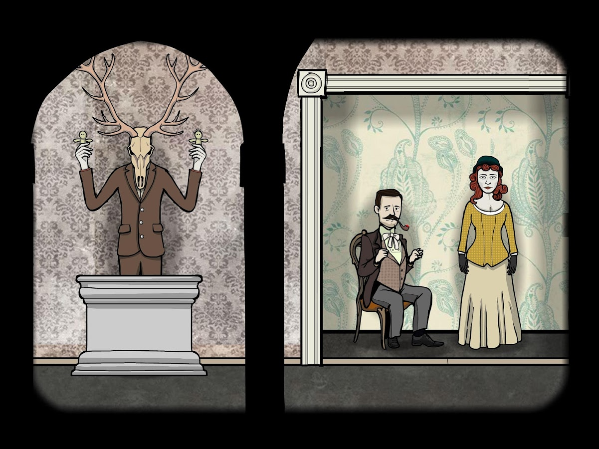 Rusty Lake: Roots – Felzaklató indie kirakó