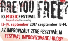10. ARE YOU FREE? zenei fesztivál 2017